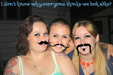 Cousin Moustache