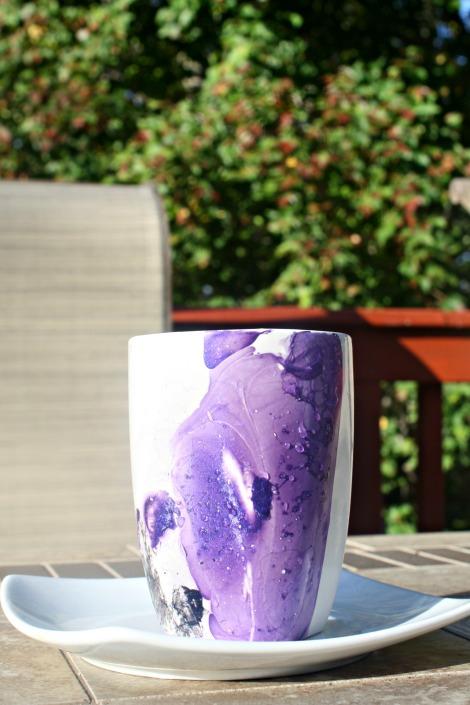 purpleblue mug
