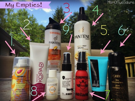 My Empties